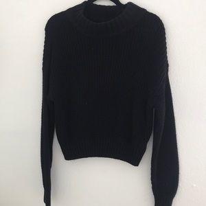 Basic Black sweater